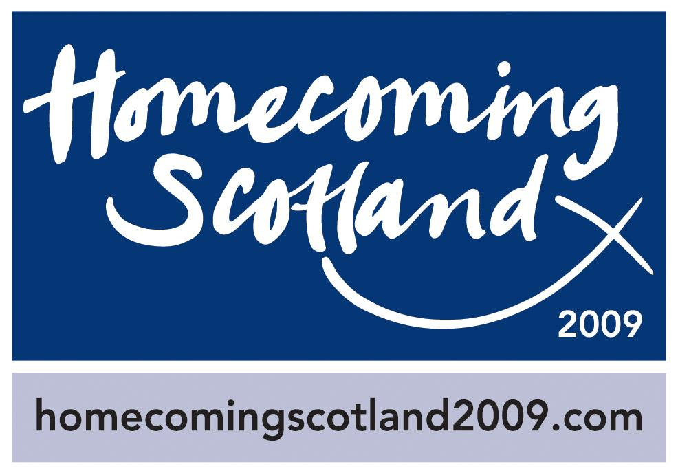 Homecoming Scotland logo